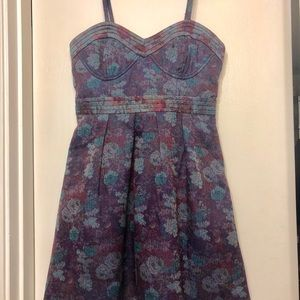 Free people flower dress